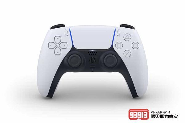"『VR』索尼公布PS 5手柄控制器""DualSense"""