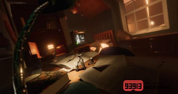 英国VR内容厂商Maze Theory正在开发多款IP同名游戏