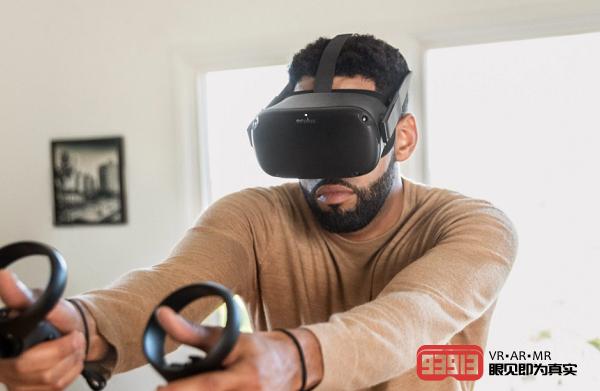 Facebook正式推出企业版Oculus Quest