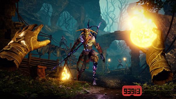 VR魔幻冒险游戏《The Wizards-Dark Times》将于6月4日上线