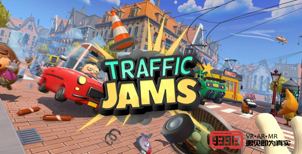 Vertigo Games即将发行VR休闲游戏《Traffic Jams》