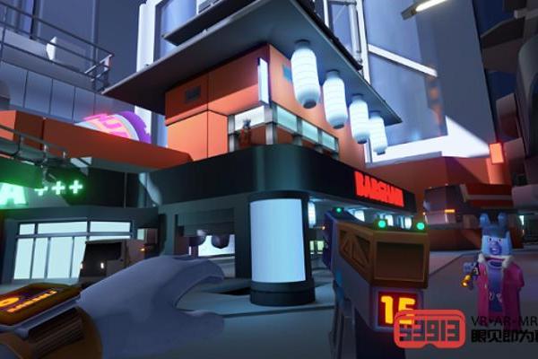 VR射击游戏《Blastworld》正式登陆Ste...