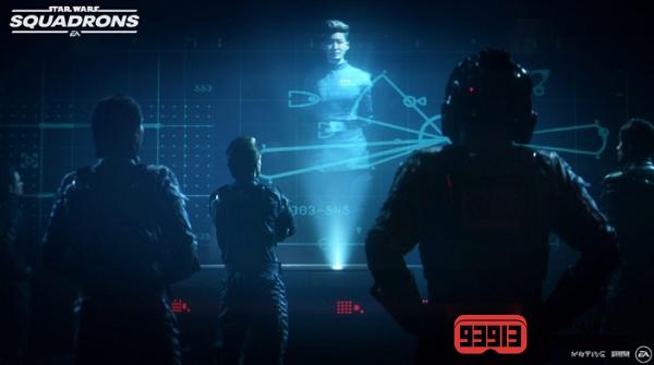第一人称太空射击游戏《星球大战:Squadrons 》即将上线