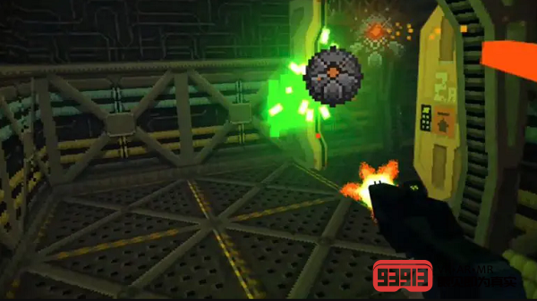 VR射击游戏《Theta Legion VR》即将登陆Oculus Quest