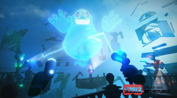VR冒险游戏《Ghost Patrol VR》将登陆全球各大线下VR体验店