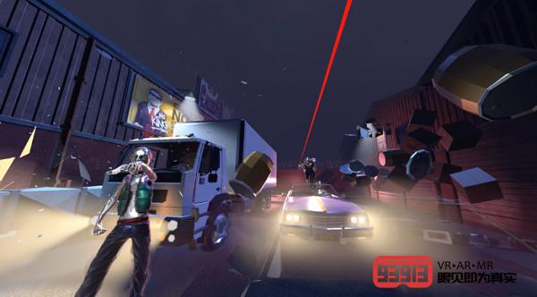 VR射击游戏《Time Hacker》即将登陆Steam
