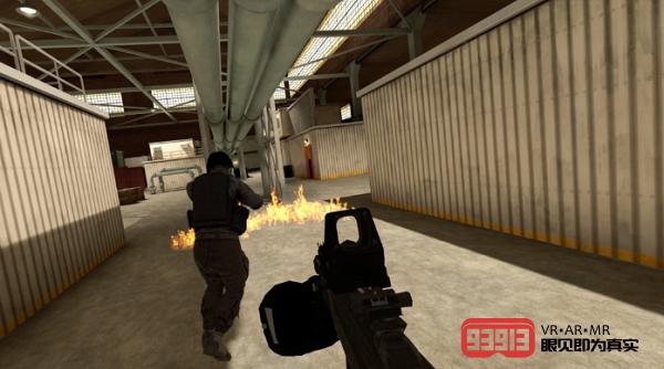 VR射击游戏《Onward》全新游戏截图公布