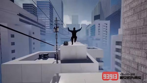VR跑酷动作游戏《Stride》将于今夏上线PCVR