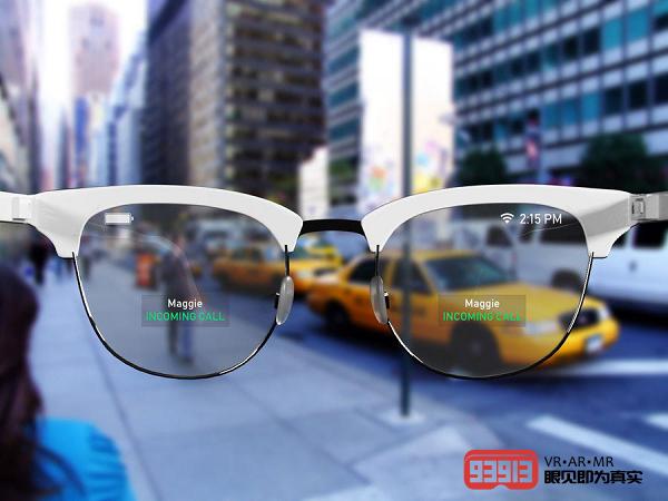 苹果与富士康合作开发适配AR头显的半透明镜片