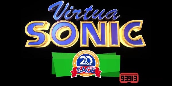粉丝自制:VR竞速游戏《Virtua Sonic》将首度亮相2020 SAGE