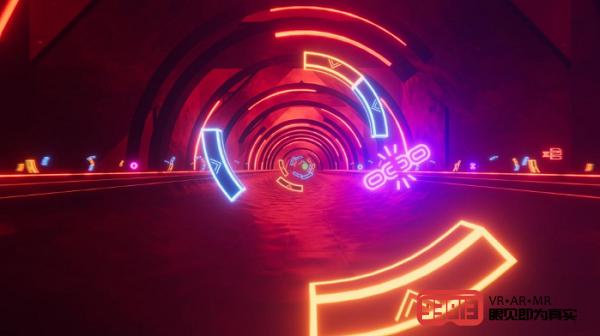 VR节奏音游《Rhythmatic》即将登陆线下VR体验店