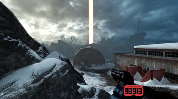 VR射击游戏《Frostpoint VR:Proving Grounds》即将开启封测