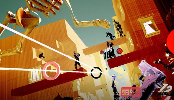 VR动作射击游戏《Pistol Whip》PSVR版本现已上线