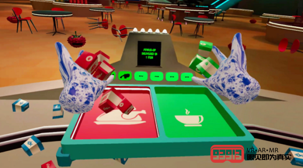 VR射击游戏《Shooty Fruity》即将登录Oculus Quest