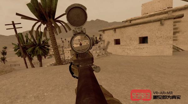VR射击游戏《Onward》正式登录Oculus Quest平台