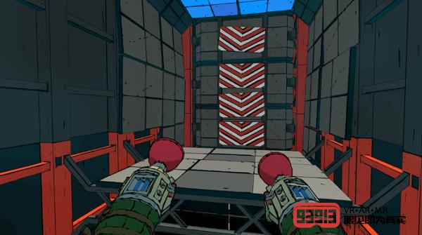VR冒险游戏《Yupitergrad》即将登录Steam