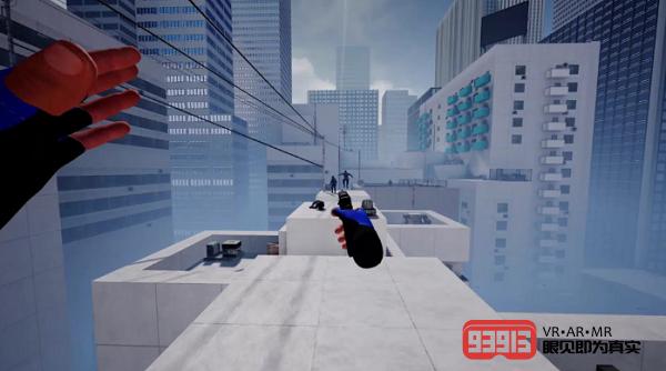 VR跑酷动作游戏《Stride》即将发布EA版本