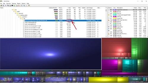 竟有259GB 网友意外发现Windows系统巨型dll文件