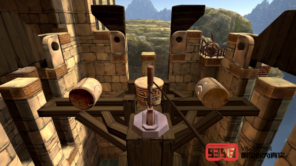 VR冒险游戏《Eye of the Temple》即将发布