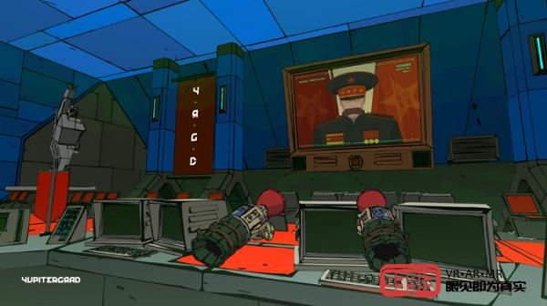 VR冒险游戏《Yupitergrad》即将上线