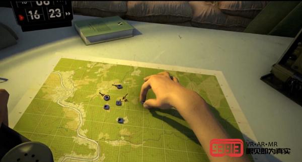 Serious Sim正在开发越战题材VR游戏《Radio Commander VR》