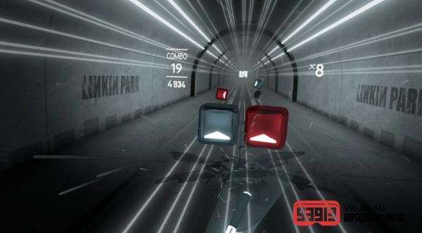 VR节奏音游《Beat Saber》发售全新音乐包