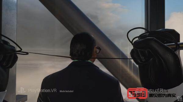 第一人称潜行游戏《Hitman III》将登录PSVR