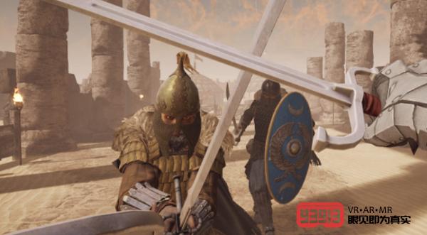 对抗异界BOSS:VR动作游戏《Swordsman VR》即将登陆Steam