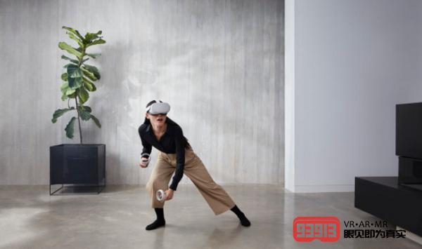 Facebook推出Oculus Quest内置健身追踪器Oculus Move