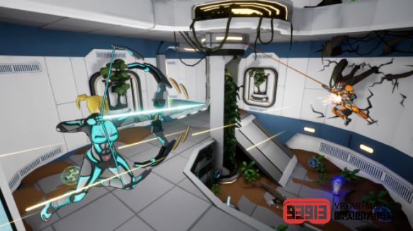 VR射击游戏《Grapple Tournament》将于10月发布抢先体验版