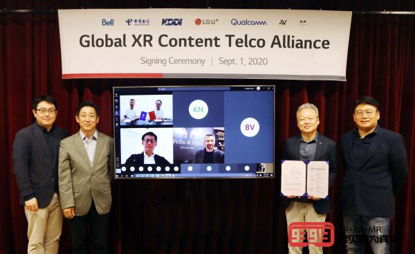 全球XR内容电信联盟成立:11月推出与NASA合作的内容