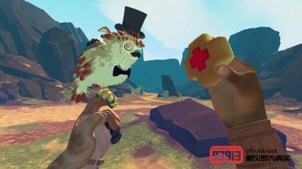 人鹰双人组:VR冒险游戏《猎鹰时代》即将登录Oculus Quest