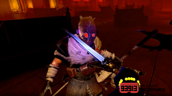 VR动作射击游戏《Warhammer 40K:Battle Sister》将发布Quest/Rift版