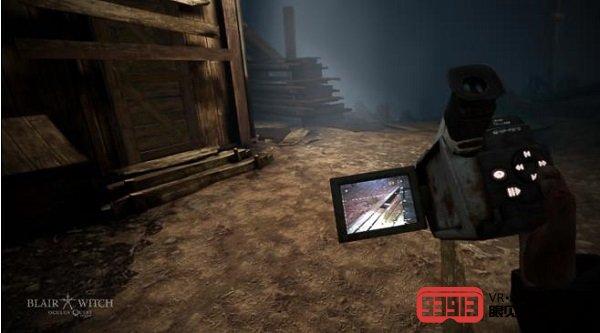VR恐怖游戏《Blair Witch》Oculus Quest版即将上线