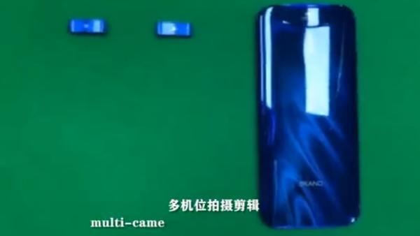 感受下 vivo IFEA概念手机亮相:升降式拆卸镜头
