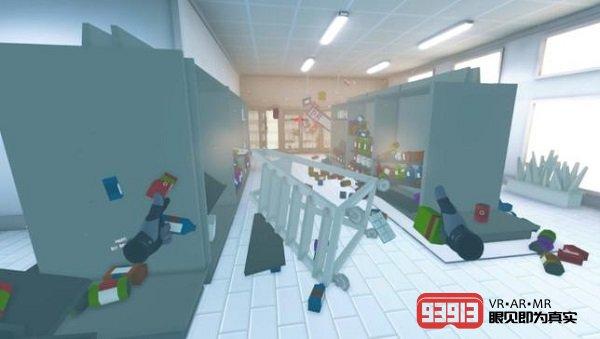 93913游戏周报│10月5日-10月11日VR游戏动态盘点