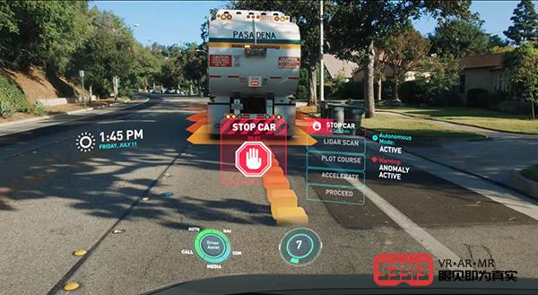 现代摩比斯:2025年前量产车载AR HUD解决方案