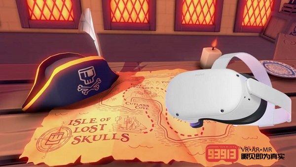 免费VR社交应用Rec Room即将推出Quest 2版本