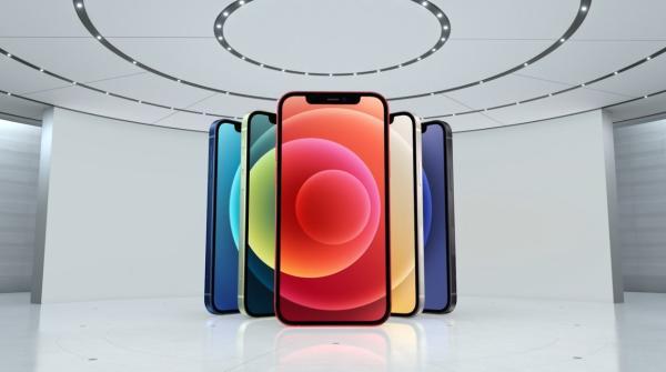 iPhone 12系列人气高涨:仅一天预约量破百万