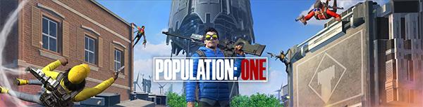 """VR""""吃鸡""""新游「Population: One」登陆Steam和Oculus"""