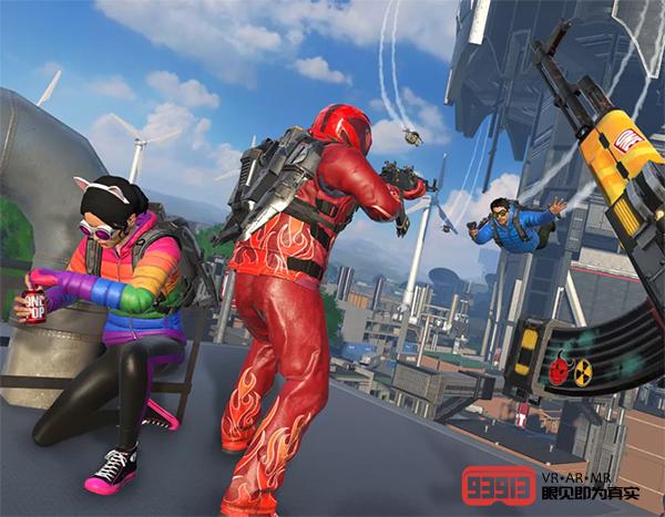 93913游戏周报│10月19日-10月25日VR游戏动态盘点