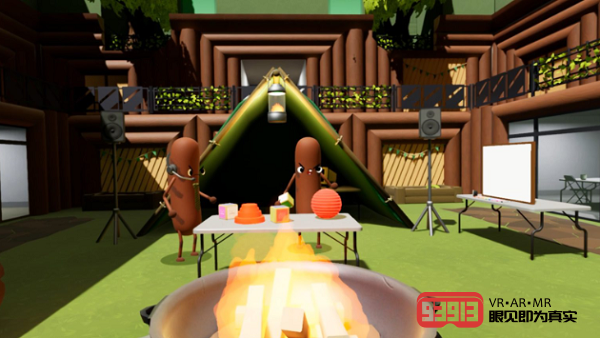 VR冒险游戏《Flavortown》即将登陆PCVR平台