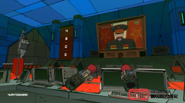 VR冒险游戏《Yupitergrad》即将上线PSVR及Oculus Quest