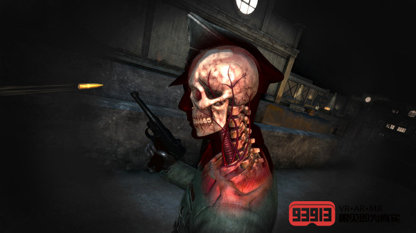 VR射击游戏《狙击精英VR》即将登陆Steam