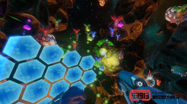 致力于慈善事业:VR射击游戏《Hive Slayer》免费发