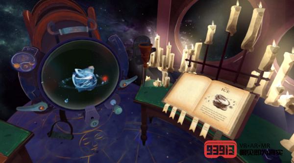 VR冒险游戏《Stargaze》即将登陆Steam