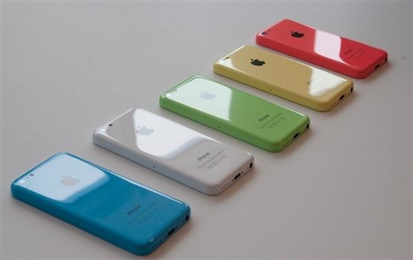 iPhone 5c正式落幕 爷青结