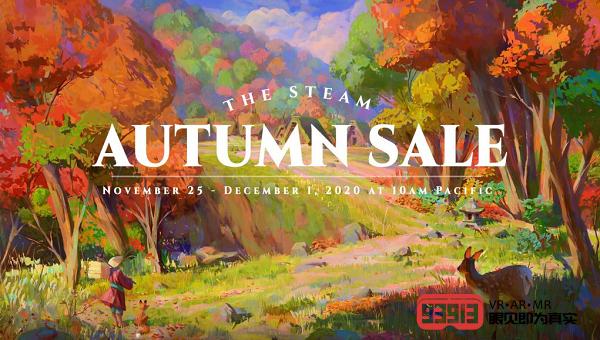 Steam秋季促销进行时:《半衰期:爱莉克斯》、《Boneworks》大促销