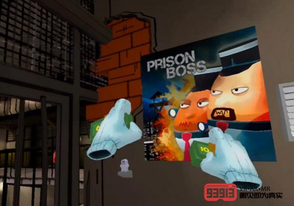VR模拟经营游戏《监狱老板VR》即将登陆Oculus Quest