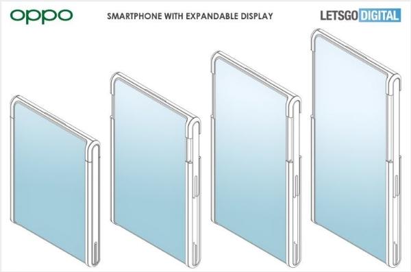 OPPO概念机官宣:全新屏幕形态 可上下伸缩